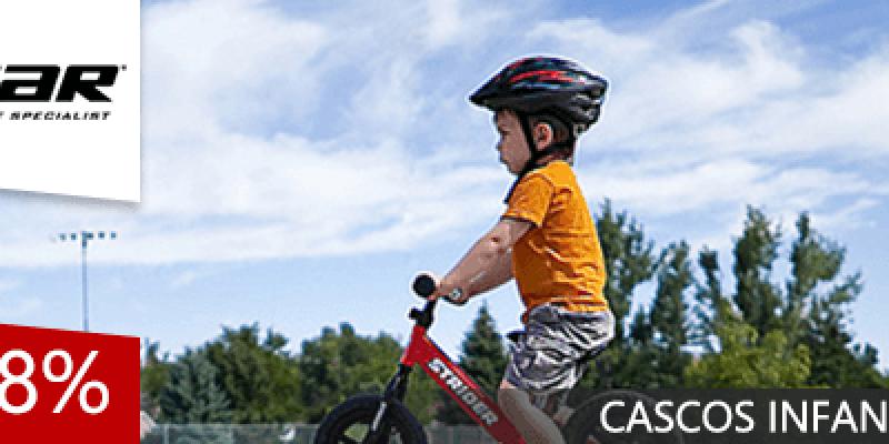 Regalos Navideños o de Reyes: Descuentos cascos infantiles para ciclismo Limar