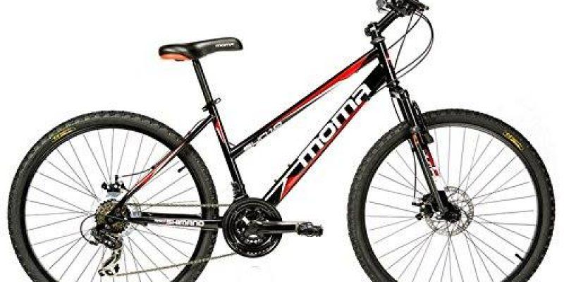 ¡Oferta! Bicicleta de montaña Moma Sun a solo 199,99 euros