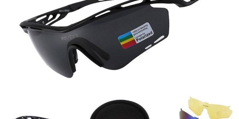 Oferta gafas polarizadas LESHP a solo 14,44 euros