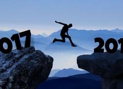 Feliz Año 2018. Lleno de éxito y bendiciones nuestros deseos en OfertasCiclismo